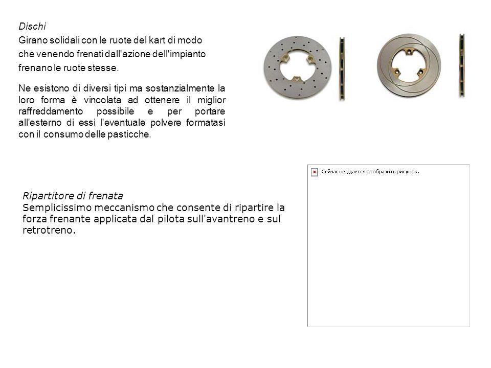 Impianto Frenante L'impianto frenante è un impianto (oggi idraulico) composto di pompa, dischi e pinze il cui scopo è per l'appunto quello di decelera