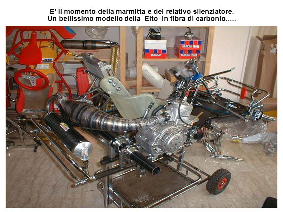 Carburatore, sterzo e serbatoio.....