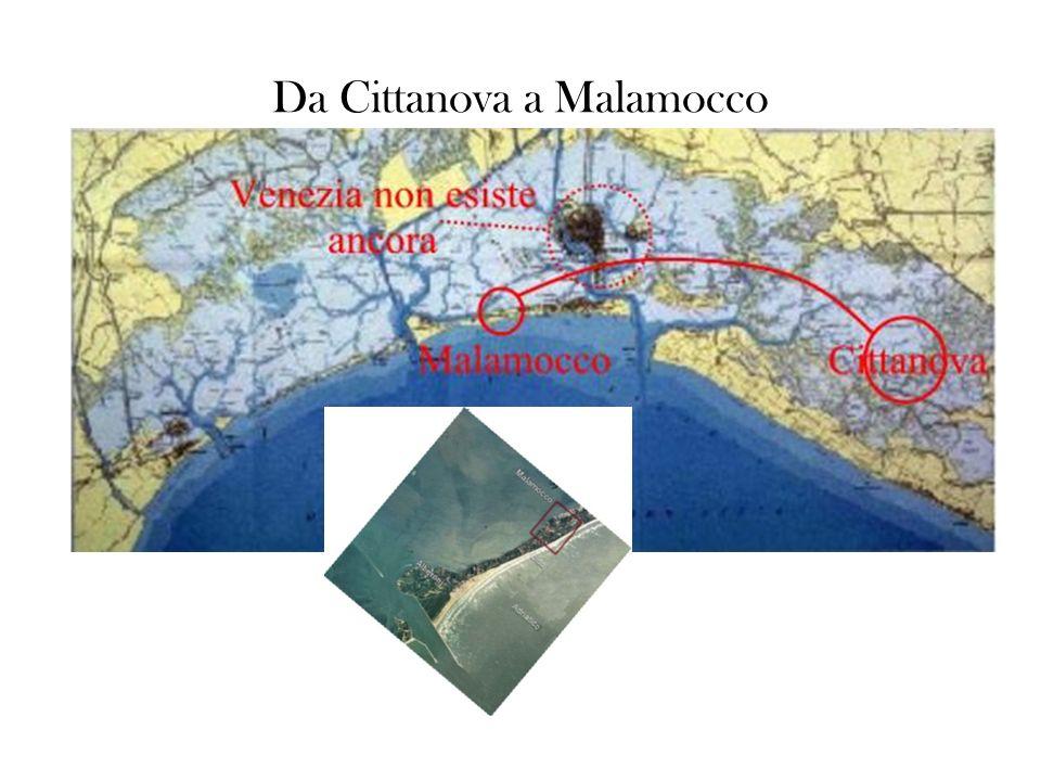 Da Cittanova a Malamocco