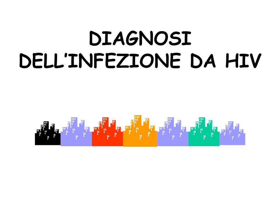 DIAGNOSI DELLINFEZIONE DA HIV