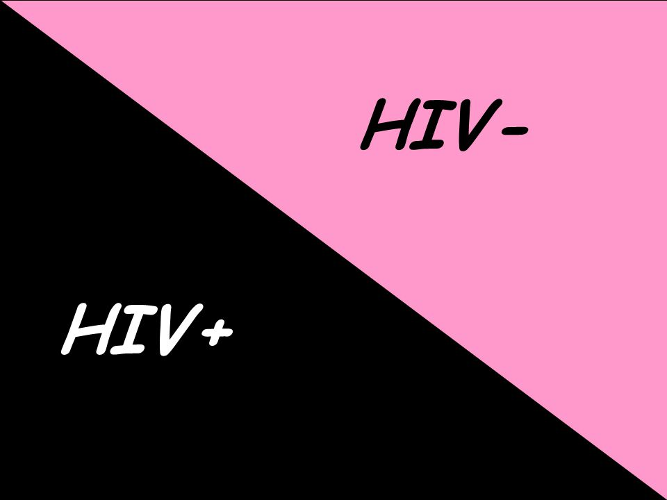 HIV+ HIV-
