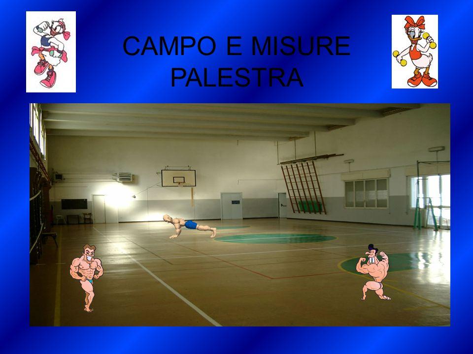 CAMPO E MISURE PALESTRA