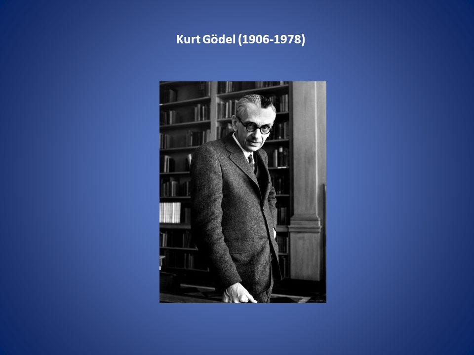 Il titolo dellarticolo di Gödel del 1931 Lenunciato del primo teorema di incompletezza Lenunciato del secondo teorema di incompletezza