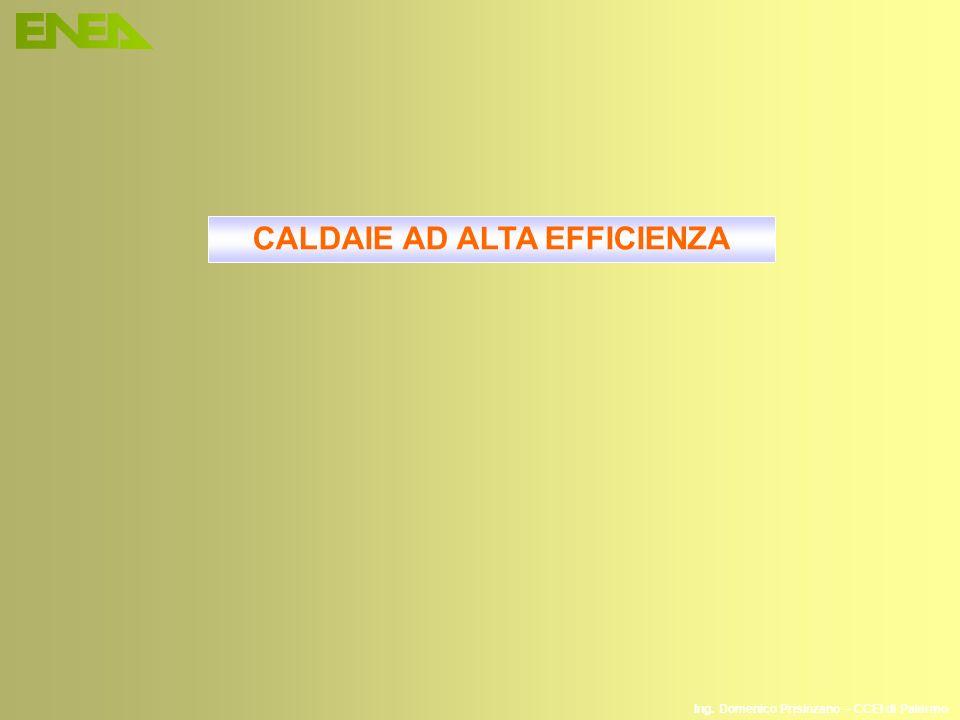 CALDAIE AD ALTA EFFICIENZA