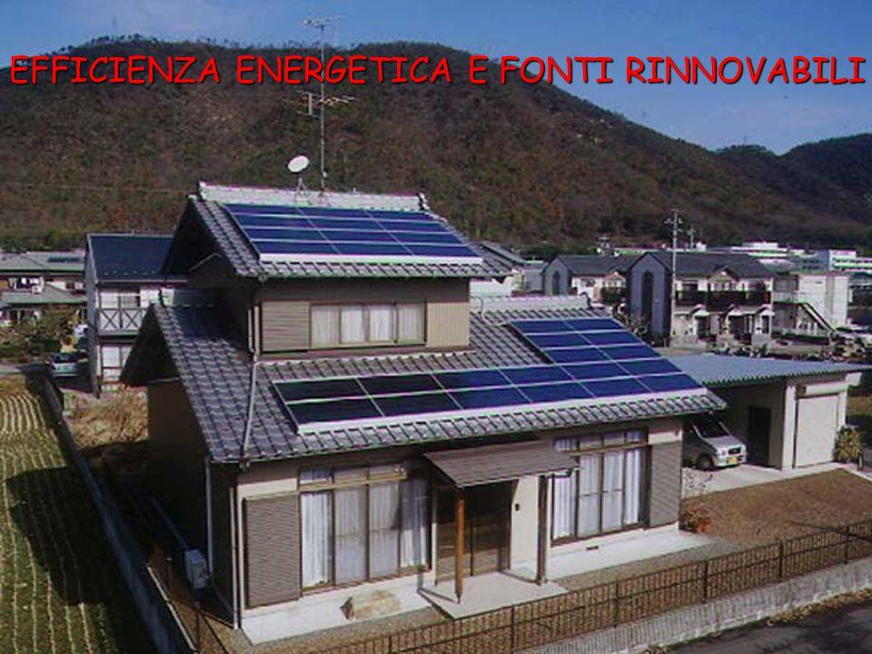 55ENEA - educarsi al futuro EFFICIENZA ENERGETICA E FONTI RINNOVABILI