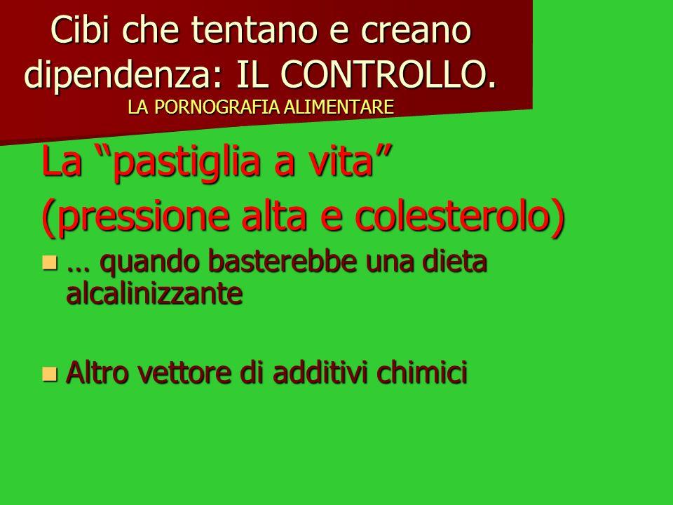 LECCESSO: CONSUMO / DIE DI UN ITALIANO MEDIO MISCELA ENERGETICA2.500KCAL TIPO PIETANZA KCAL/gra mmoKCAL CARBOIDRATI ( la benzina pulita) 55%41.375 GRASSI ( le riserve )25%9625 PROTEINE ( i pezzi di ricambio ) 20%4500 ALCOL0%70 00 00 100% 2.500