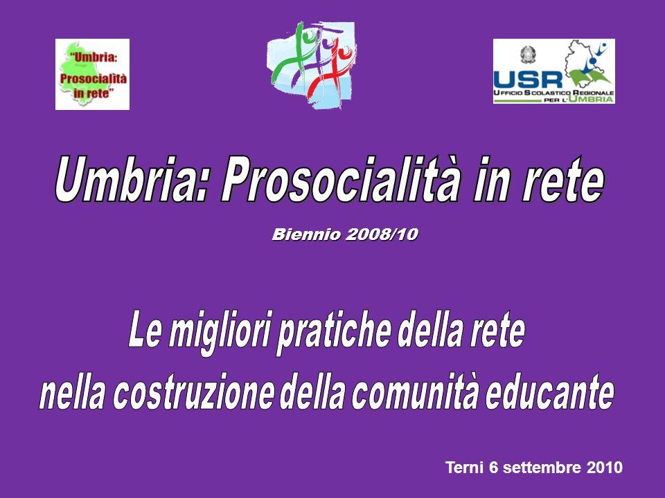 Biennio 2008/10 Terni 6 settembre 2010