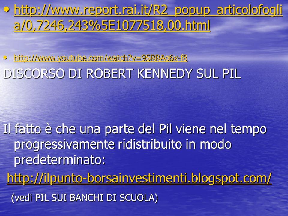 Esempi di banche e moneta alternativa: Esempi di banche e moneta alternativa: http://www.wir.ch/index.cfm?o_lang_id=5 http://it.wikipedia.org/wiki/JAK_banca_cooperativa http://it.wikipedia.org/wiki/Grameen_Bank http://it.wikipedia.org/wiki/Valuta_locale Il SEL in Francia Rete Regio DAL 2003 in GERMANIA fondata in Prien/Chiemsee Chiemgauer etc.