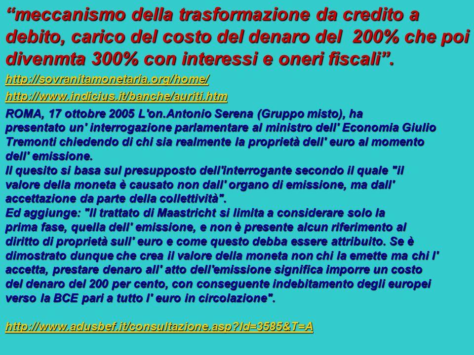 http://sovranitamonetaria.org/home/ http://sovranitamonetaria.org/home/ http://sovranitamonetaria.org/home/ (Vedi video del Prof.