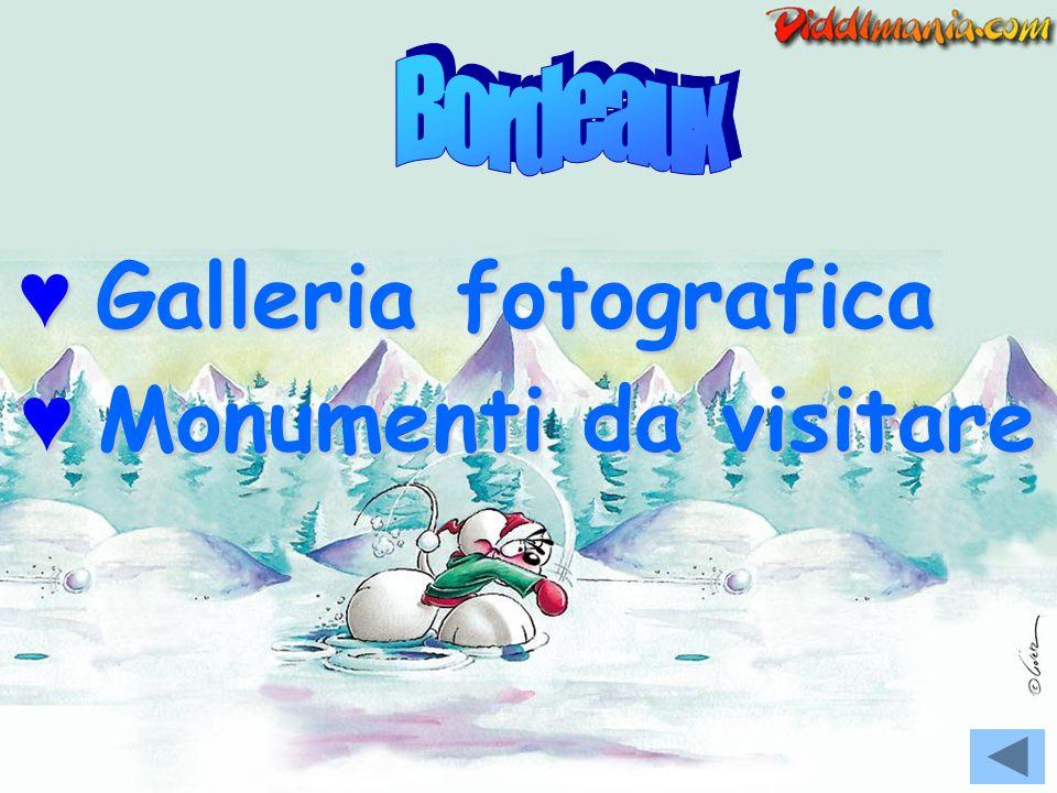 G Galleria fotografica M Monumenti da visitare
