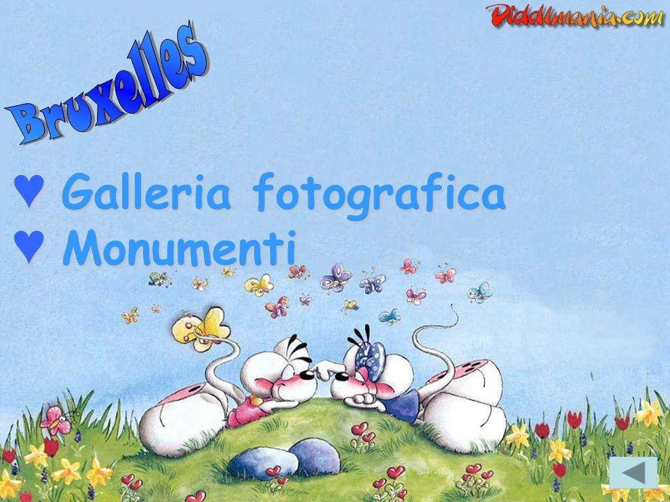 G Galleria fotografica M Monumenti