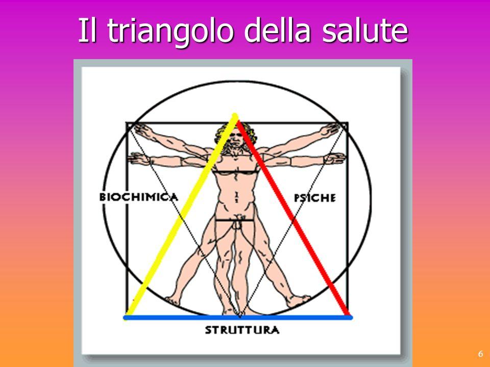 6 Il triangolo della salute