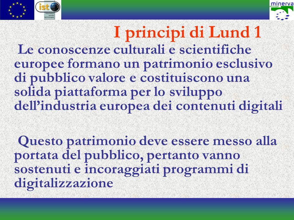Considerate le premesse enunciate, il Gruppo dei Rappresentanti Nazionali si impegna nella realizzazione degli obiettivi come descritto negli articoli della Carta La Carta di Parma: i 10 articoli