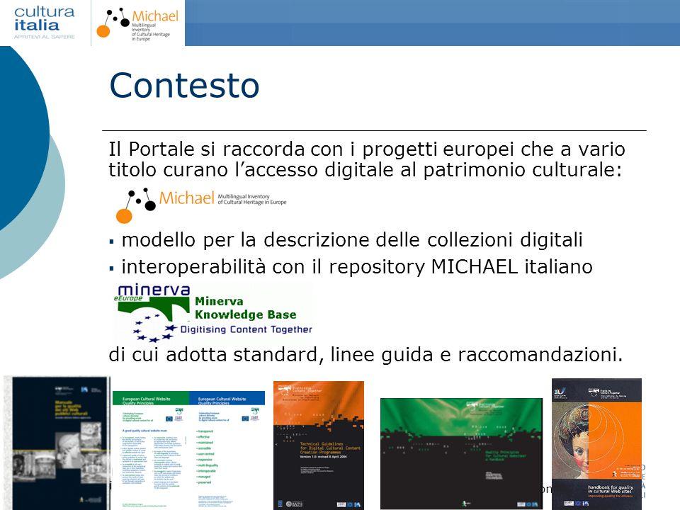 Giuliana De Francesco Torino, 16 dicembre 2006 Dipartimento per la ricerca, linnovazione e lorganizzazione Contesto Il Portale si raccorda con i proge