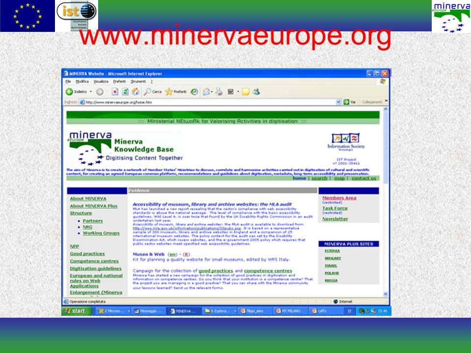 www.minervaeurope.org