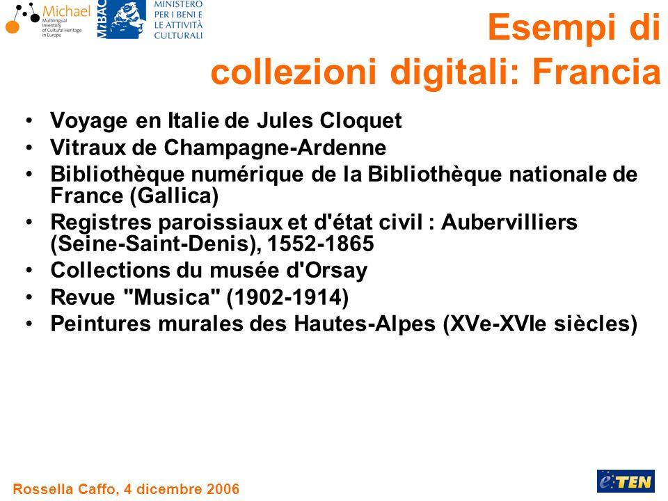 Rossella Caffo, 4 dicembre 2006 Voyage en Italie de Jules Cloquet Vitraux de Champagne-Ardenne Bibliothèque numérique de la Bibliothèque nationale de