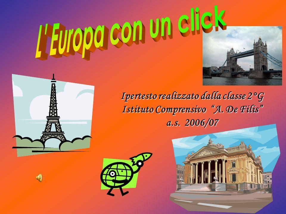 Ipertesto realizzato dalla classe 2°G Istituto Comprensivo A. De Filis a.s. 2006/07