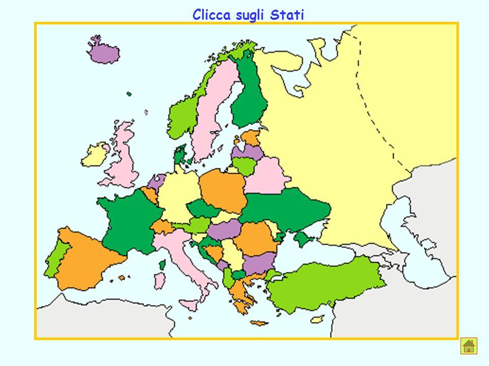 Alpi Carpazi Cordigliera cantabrica Alpi Scandinave Pirenei Appennini Sistema Betico Balcani Alpi Dinariche Sistema Centrale Massiccio centrale