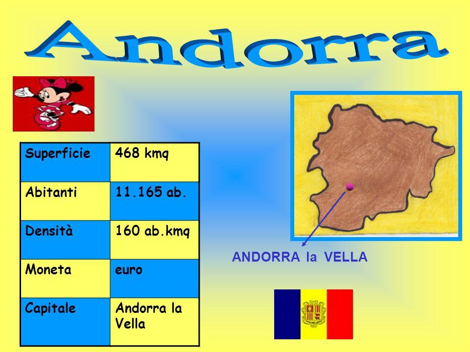 Superficie468 kmq Abitanti11.165 ab.