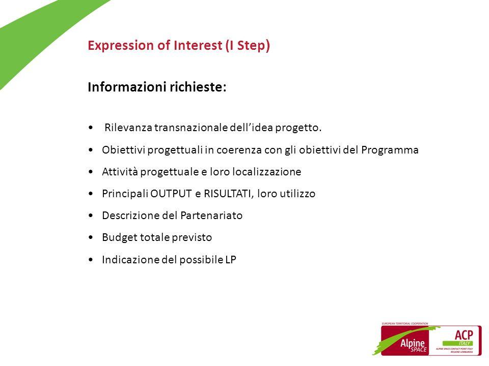 Rilevanza transnazionale dellidea progetto. Obiettivi progettuali in coerenza con gli obiettivi del Programma Attività progettuale e loro localizzazio