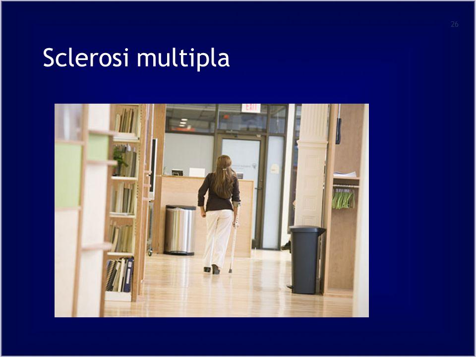 26 Sclerosi multipla