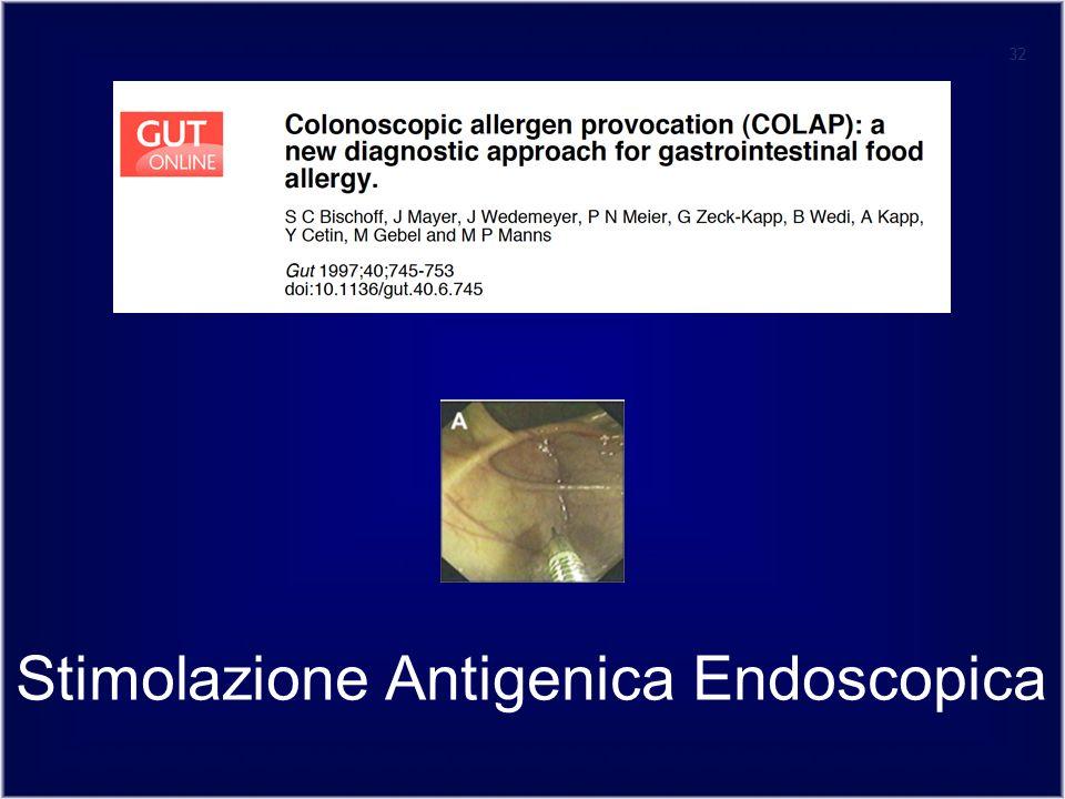 32 Stimolazione Antigenica Endoscopica