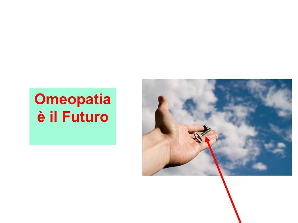 Omeopatia è il Futuro