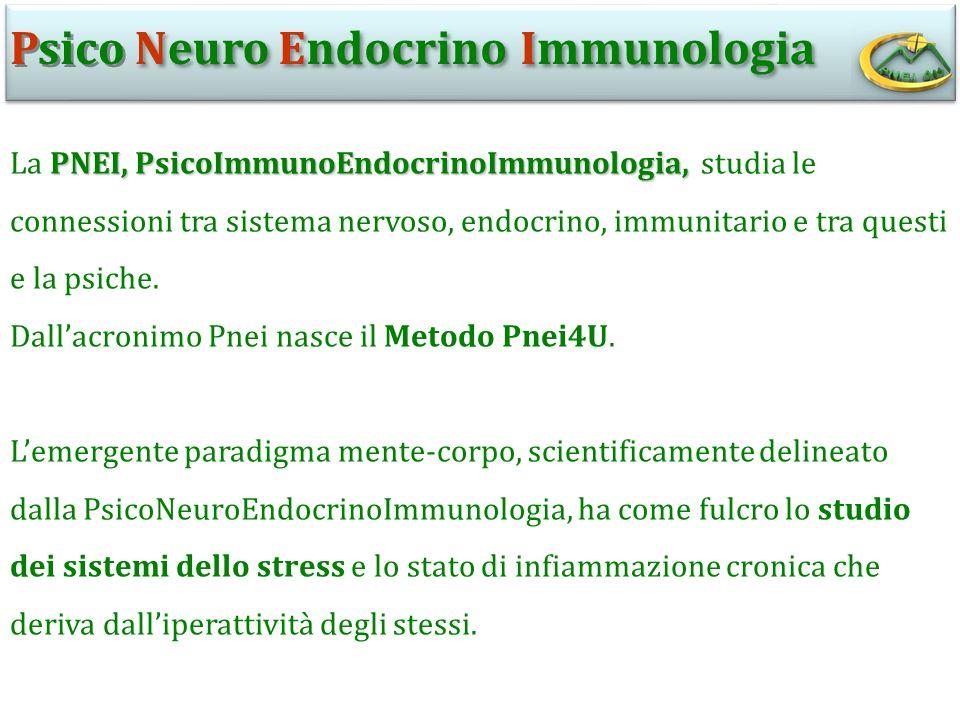 Psico Neuro Endocrino Immunologia PNEI, PsicoImmunoEndocrinoImmunologia, La PNEI, PsicoImmunoEndocrinoImmunologia, studia le connessioni tra sistema n