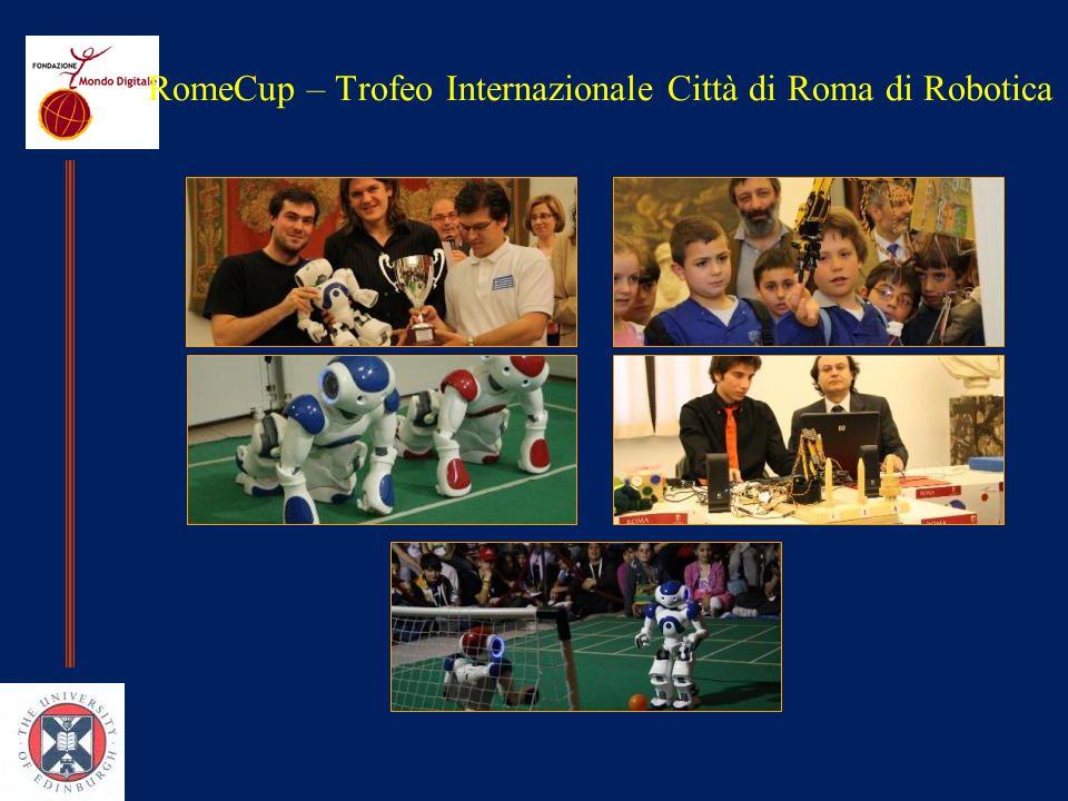 RomeCup – Trofeo Internazionale Città di Roma di Robotica
