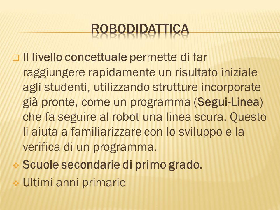 Livello 3 Adaptive Behavior -> (NLT3)