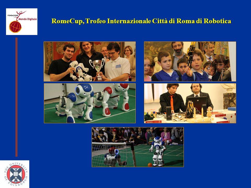 RomeCup, Trofeo Internazionale Città di Roma di Robotica