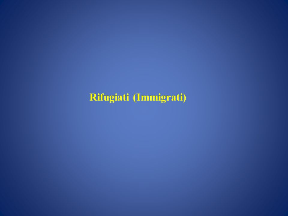 Rifugiati (Immigrati)