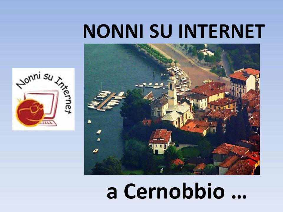 NONNI SU INTERNET a Cernobbio …
