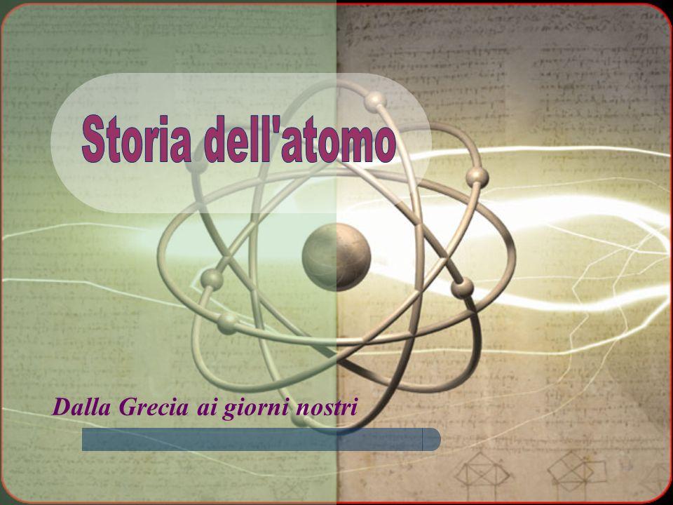 Postulati del modello atomico di Bohr L atomo si trova normalmente in uno stato stazionario che non irradia energia.