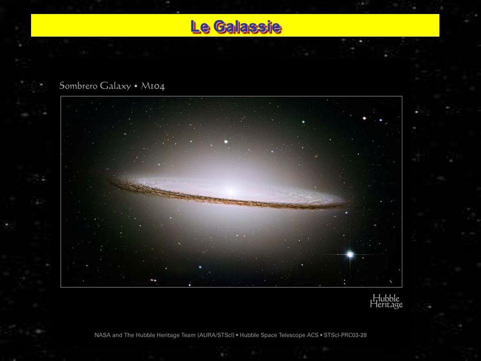 8 Le Galassie