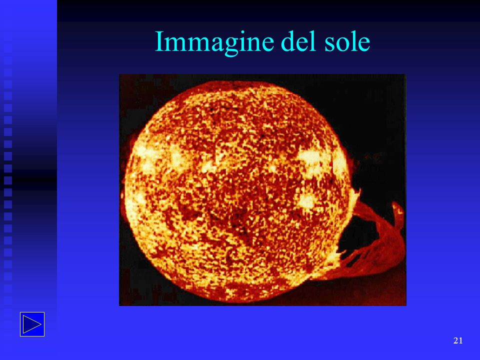 21 Immagine del sole
