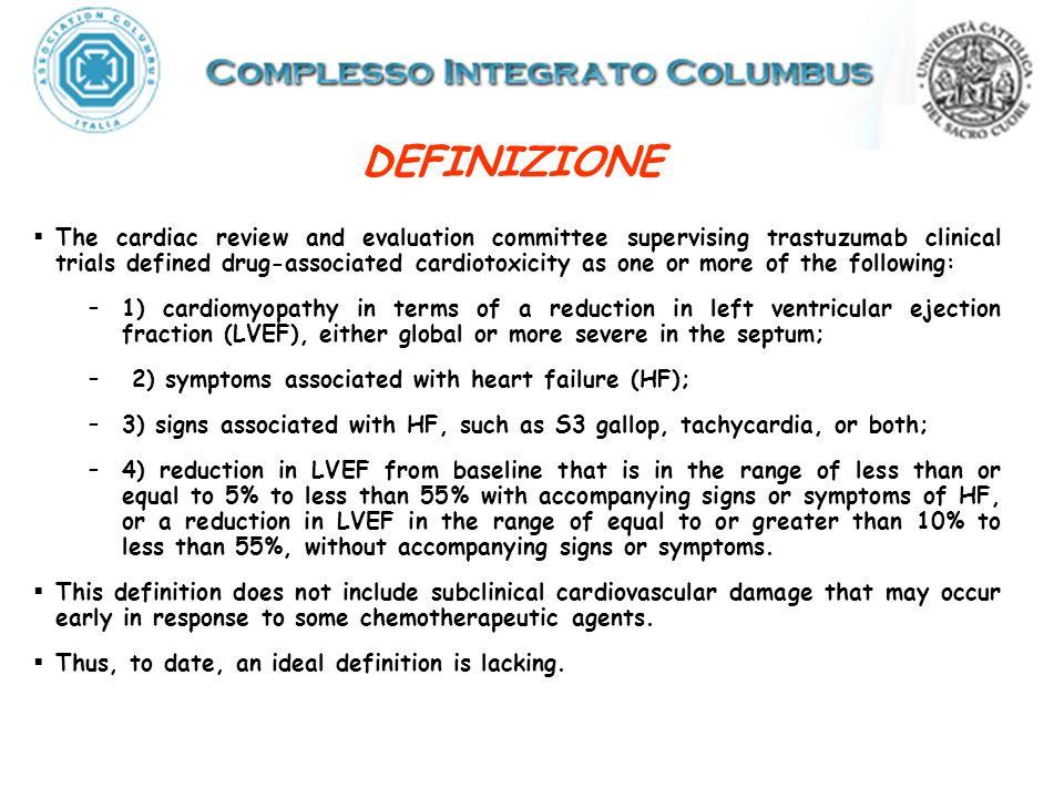 Cardinale et al. Circ. 2004;109:2749-2754 Troponin I is valuable in detecting Cardiotoxicity