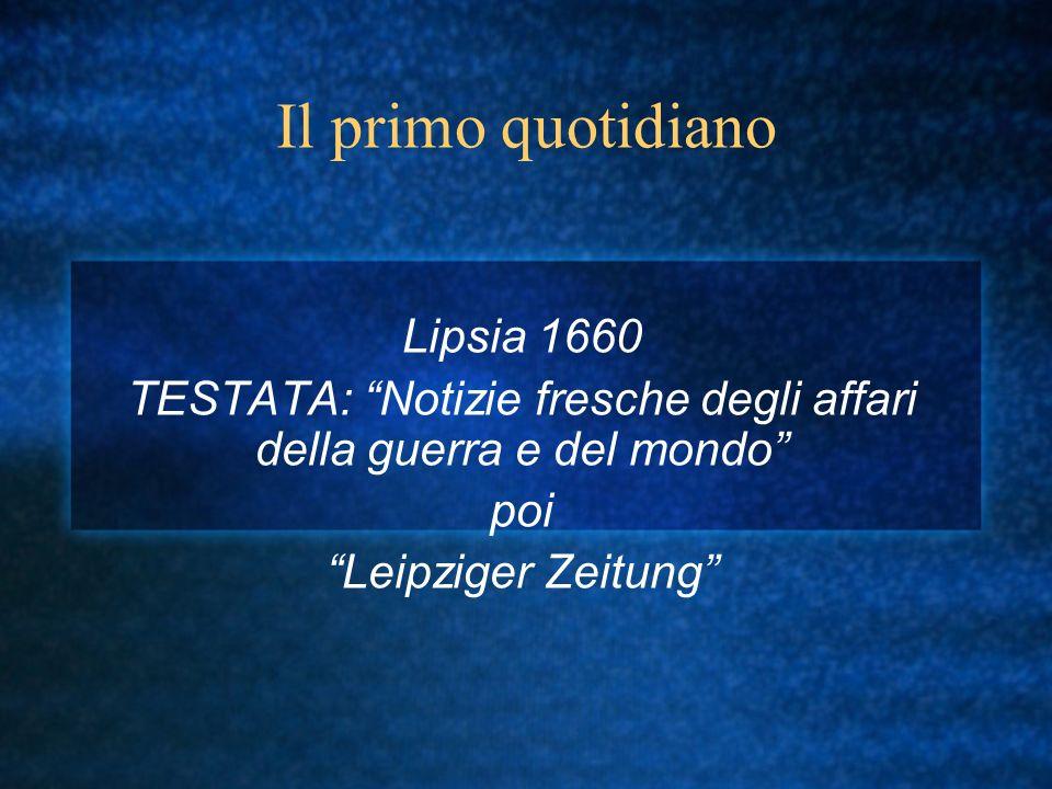 Dopo la metà del secolo Venezia consolida il suo primato Influenza dellilluminismo Lesempio del Tatler e dello Spectator: Gazzetta Veneta di Gasparo Gozzi (1760) Frusta letteraria di Giuseppe Baretti (Aristarco Scannabue) (1763-1765)