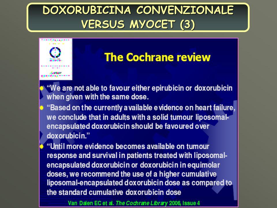 DOXORUBICINA CONVENZIONALE VERSUS MYOCET (3)