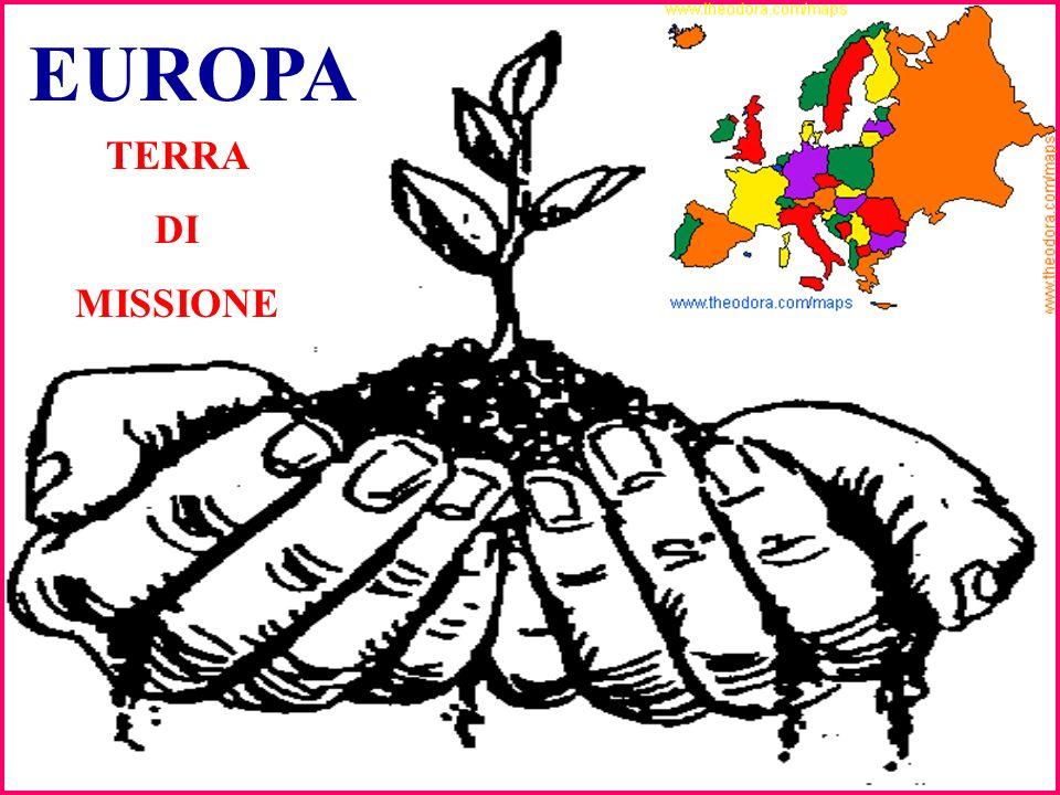 EUROPA TERRA DI MISSIONE