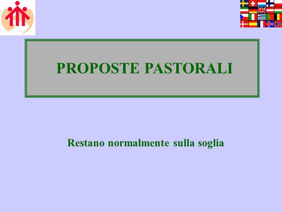 DIFFICOLTÀ I Giovani I Salesiani Il Contesto Sociale La Chiesa