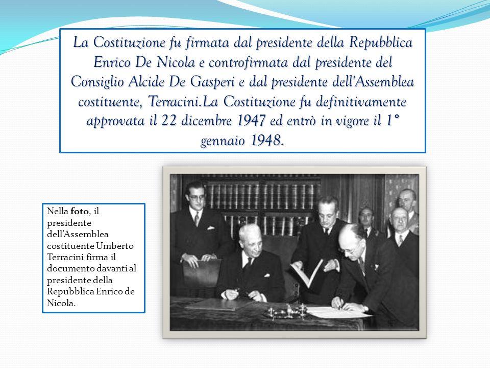 La Costituzione nasce dalle ceneri dello STATUTO ALBERTINO, concesso il 4 marzo 1848 da Carlo Alberto, re del Piemonte e Sardegna, ai suoi sudditi. Lo