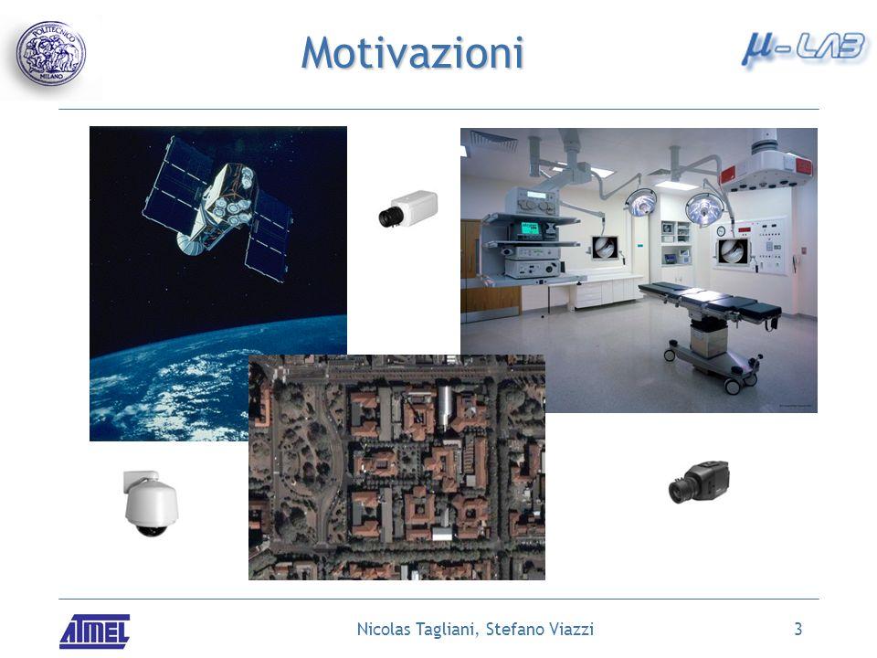 Nicolas Tagliani, Stefano Viazzi3 Motivazioni