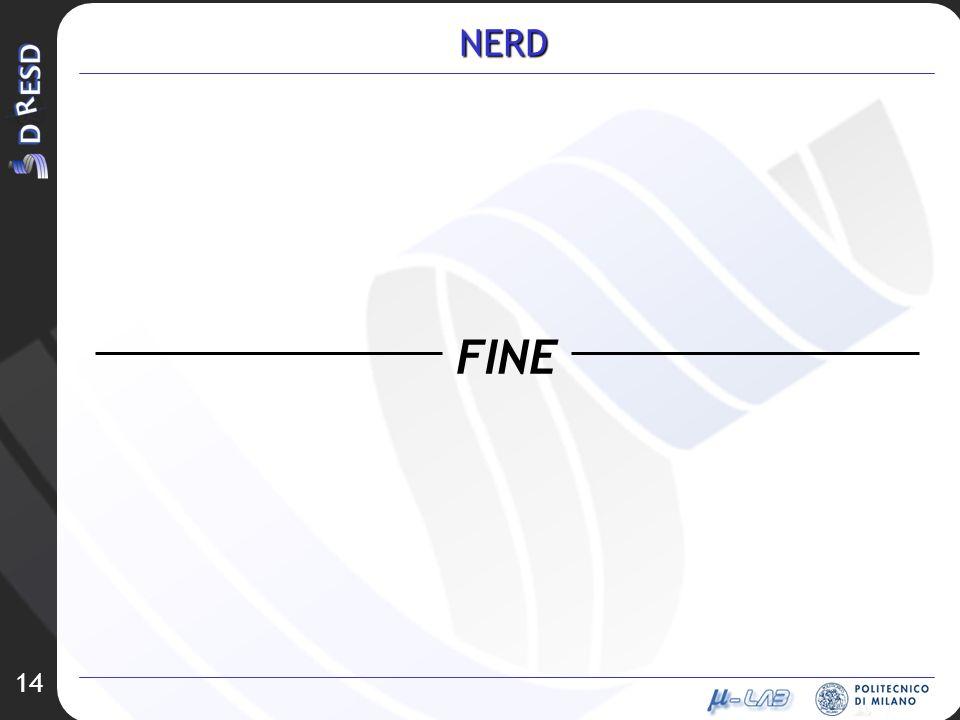 14 NERD FINE