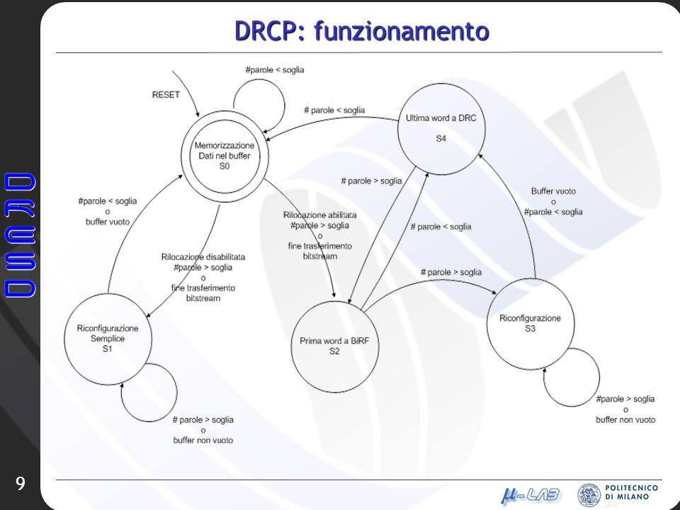 9 DRCP: funzionamento