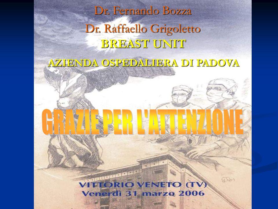 La Chirurgia Senologica in Day Surgery BREAST UNIT - AZIENDA OSPEDALIERA DI PADOVA Dr. Fernando Bozza Dr. Raffaello Grigoletto BREAST UNIT AZIENDA OSP