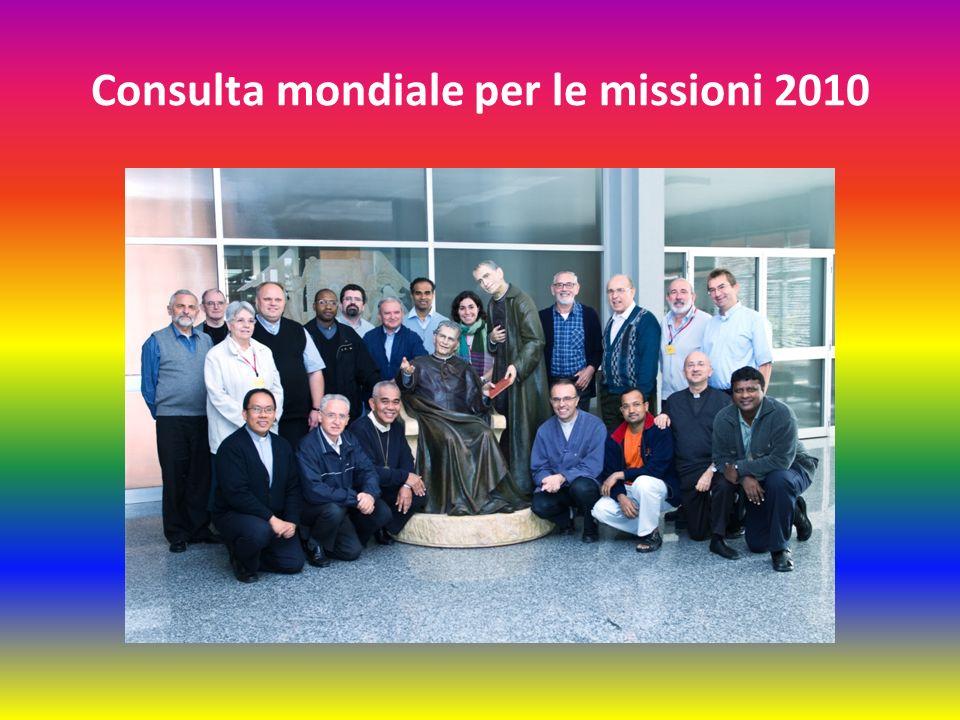Consulta mondiale per le missioni 2010