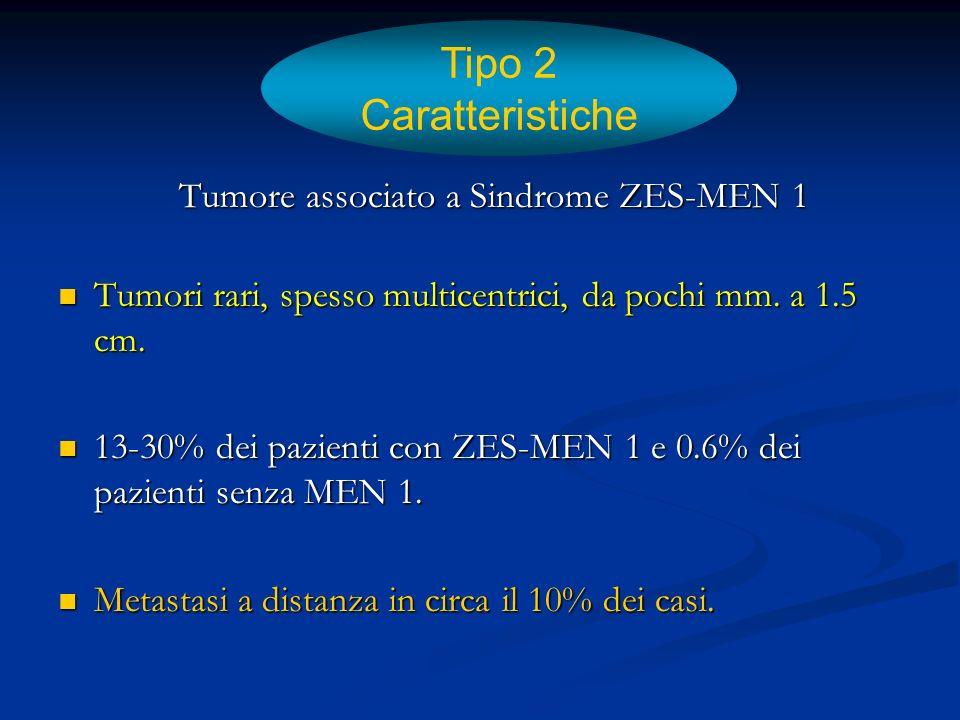 Nella ZES, lipergastrinemia non è sufficiente a provocare iperplasia delle cellule ECL.