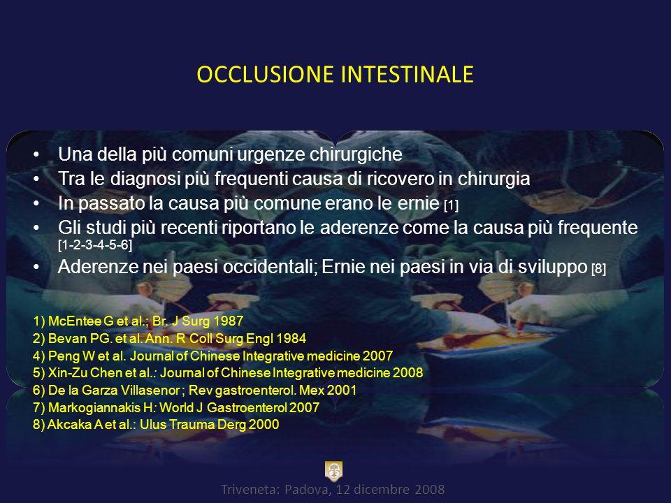 Triveneta: Padova, 12 dicembre 2008 ATTIVITÀ CHIRURGICA DELLA U.O.