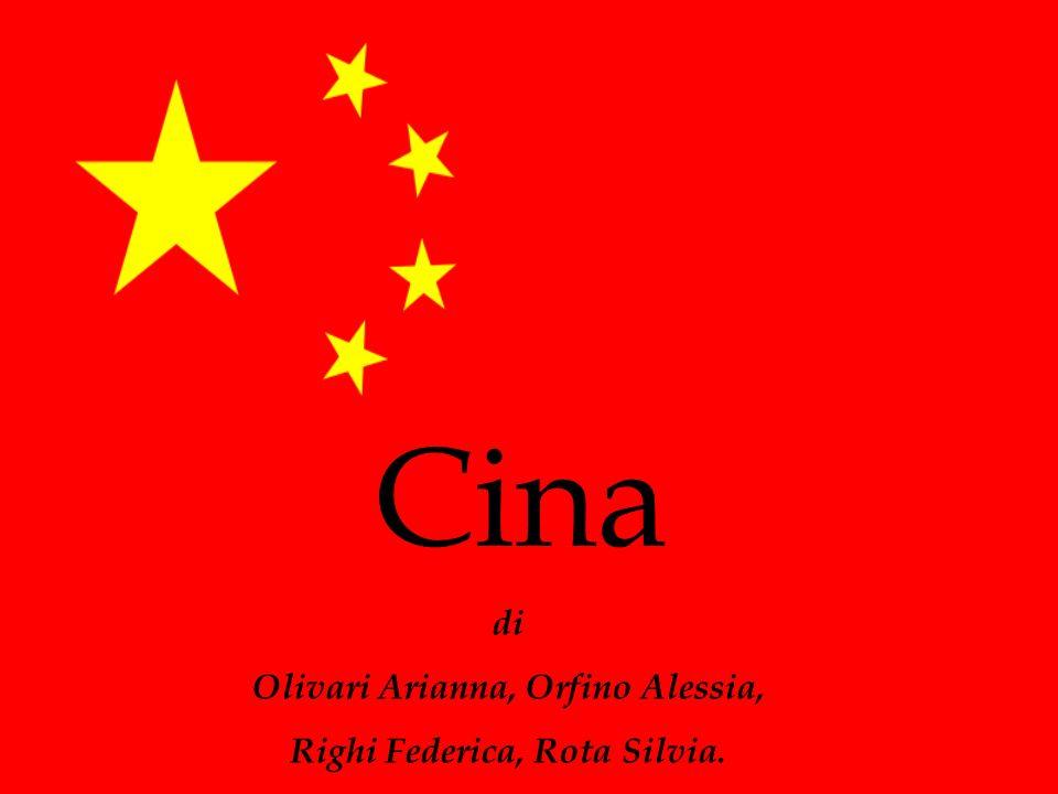 Cina di Olivari Arianna, Orfino Alessia, Righi Federica, Rota Silvia.